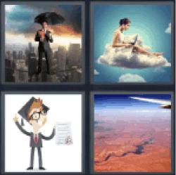 4-pics-1-word-above