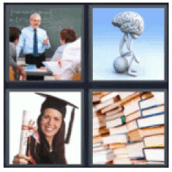 4-pics-1-word-academic