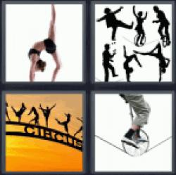 4-pics-1-word-acrobat
