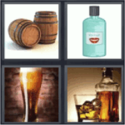 4-pics-1-word-alcohol