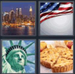 4-pics-1-word-america