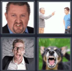 4-pics-1-word-anger