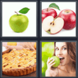 4-pics-1-word-apple