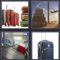 4-pics-1-word-baggage
