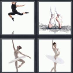 4-pics-1-word-ballet