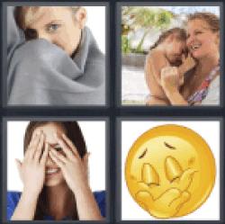 4-pics-1-word-bashful