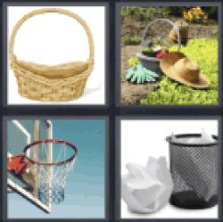 4-pics-1-word-basket