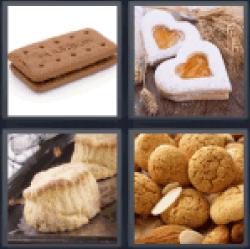4-pics-1-word-biscuit