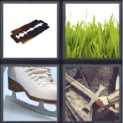 4-pics-1-word-blades