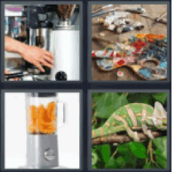 4-pics-1-word-blend