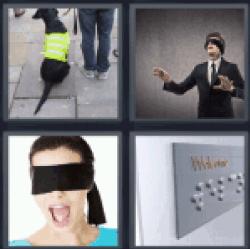 4-pics-1-word-blind