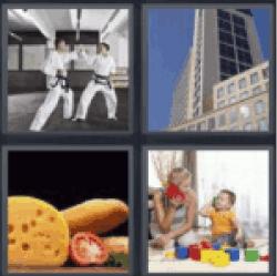 4-pics-1-word-block