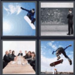 4-pics-1-word-board