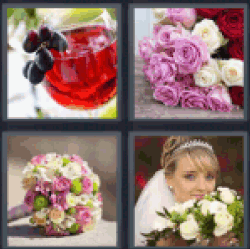 4-pics-1-word-bouquet