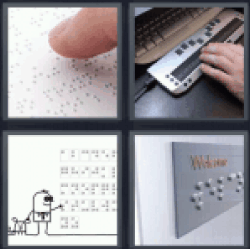 4-pics-1-word-braille
