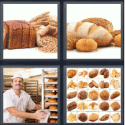 4-pics-1-word-bread