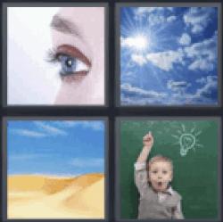 4-pics-1-word-bright