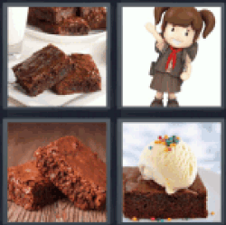 4-pics-1-word-brownie