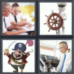 4-pics-1-word-captain