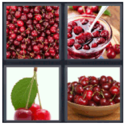 4-pics-1-word-cherries