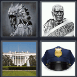4-pics-1-word-chief