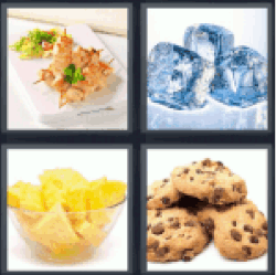 4-pics-1-word-chunk