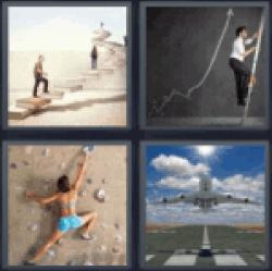 4-pics-1-word-climb