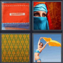 4-pics-1-word-cloth