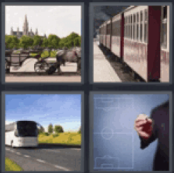 4 pics 1 word horse and carriage