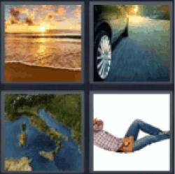 4-pics-1-word-coast