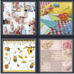 4-pics-1-word-collage
