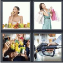 4-pics-1-word-consume