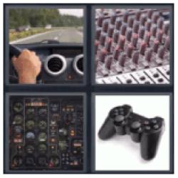 4-pics-1-word-controls