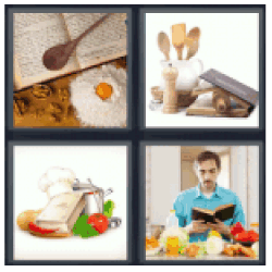 4-pics-1-word-cookbook