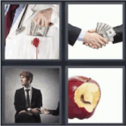 4-pics-1-word-corrupt