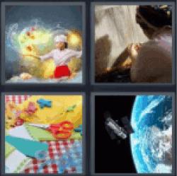 4-pics-1-word-craft