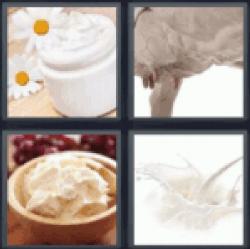 4-pics-1-word-cream