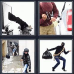 4-pics-1-word-crime