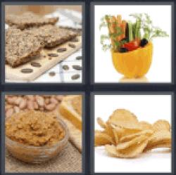 4-pics-1-word-crunchy