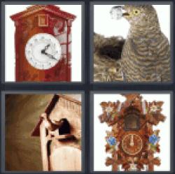 4-pics-1-word-cuckoo