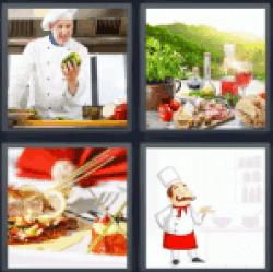 4-pics-1-word-cuisine