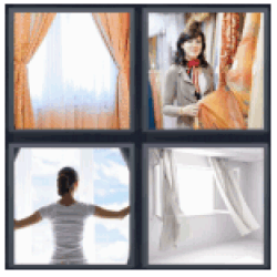 4-pics-1-word-curtains