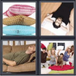 4-pics-1-word-cushion