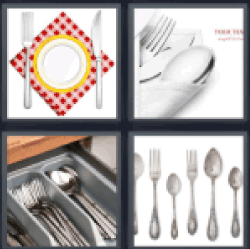 4-pics-1-word-cutlery