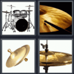 4-pics-1-word-cymbals