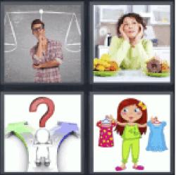 4-pics-1-word-decide