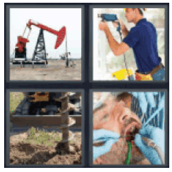 4-pics-1-word-drilling