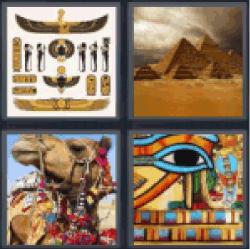 4-pics-1-word-egypt