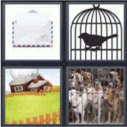 4-pics-1-word-enclose