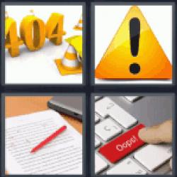 4-pics-1-word-error